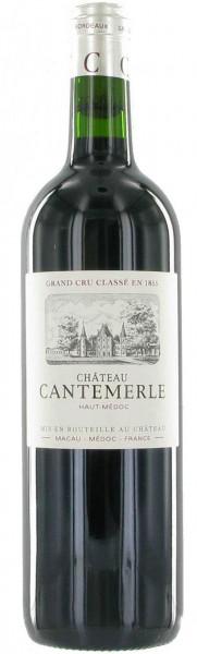 Chateau Cantemerle 2018 Haut Medoc Grand Cru Classé