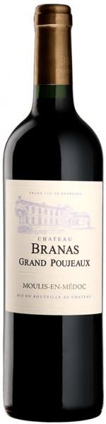 Château Branas Grand Poujeaux 2016 - Moulis-en-Médoc