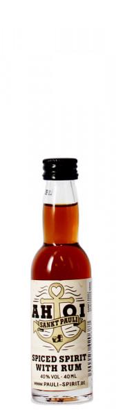 AHOI Rum Miniatur