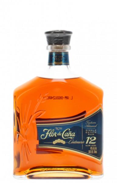 Flor de Cana 12 Jahre Rum