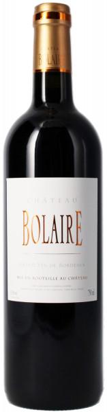 Château Bolaire 2016 – Bordeaux Supérieur