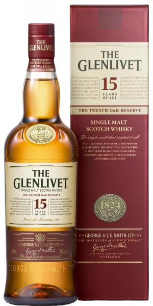 The Glenlivet 15 Jahre