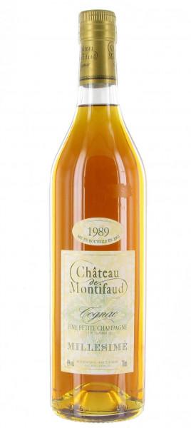 Chateau de Montifaud 1989 Cognac