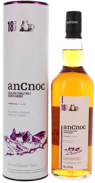 anCnoc 18 Jahre