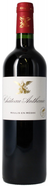 Chateau Anthonic Moulis Médoc 2018