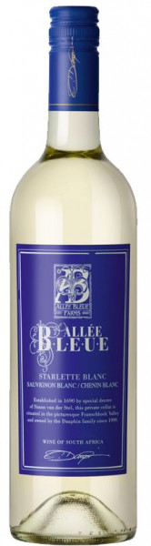 Allée Bleue Starlette Blanc
