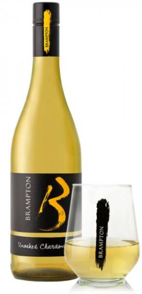 Brampton unoaked Chardonnay Stellenbosch