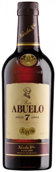 Abuelo 7 Jahre Rum