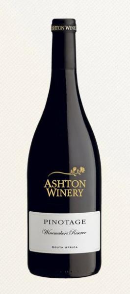 Ashton Winery PINOTAGE Winemakers Reserve