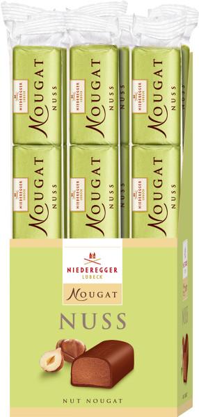 Niederegger Nougat Riegel Nuss 15/50g