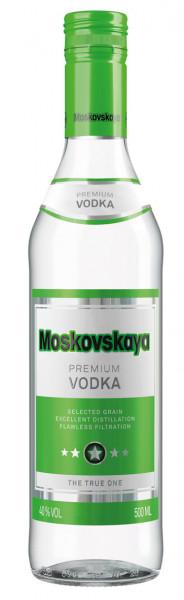 Moskovskaja Vodka 0,5L