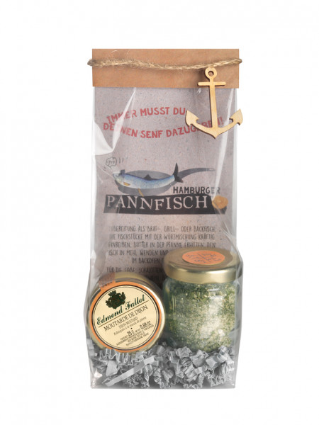 Gewürzmix für Hamburger Pannfisch