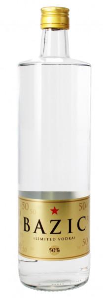 Bazic Vodka 50% Gold Edition 1 Liter