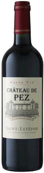 Château de Pez 2016 - Saint-Estèphe Cru Bourgeois Exceptionnel