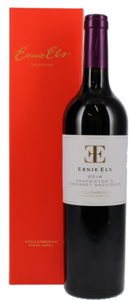 Ernie Els Proprietor's Cabernet Sauvignon