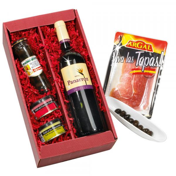 Viva las Tapas Gourmetpräsent Spanien