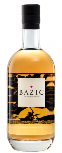Bazic Vodka Barrique