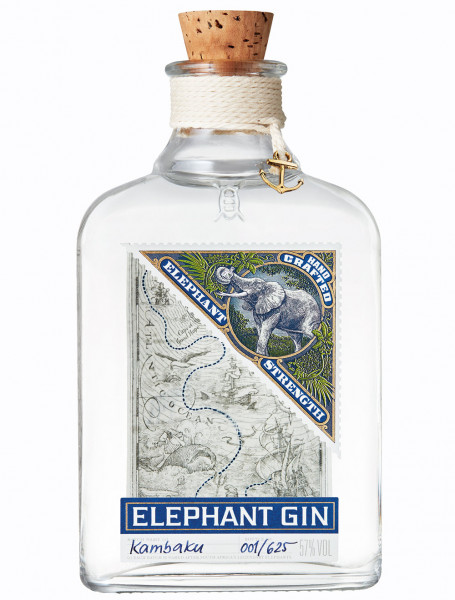 Elephant Strenght London Dry Gin