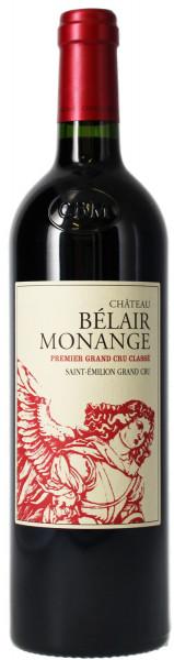 Château Belair-Monange 2016 - Saint-Emilion 1er Grand Cru Classé