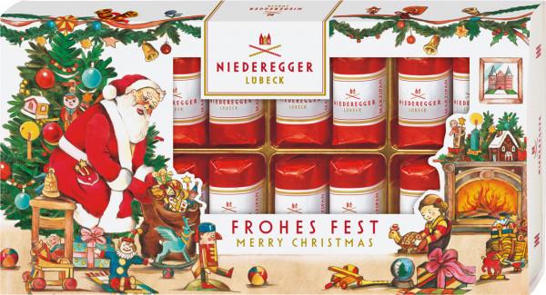 Niederegger Klassiker 200g im Weihnachtsschuber