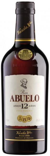 Abuelo 12 Jahre Rum