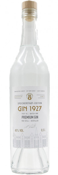 Speicherstadt Premium Gin