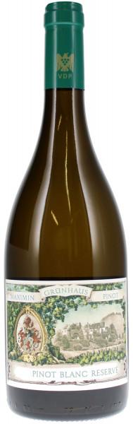 Maximin Grünhäuser Pinot Blanc Réserve
