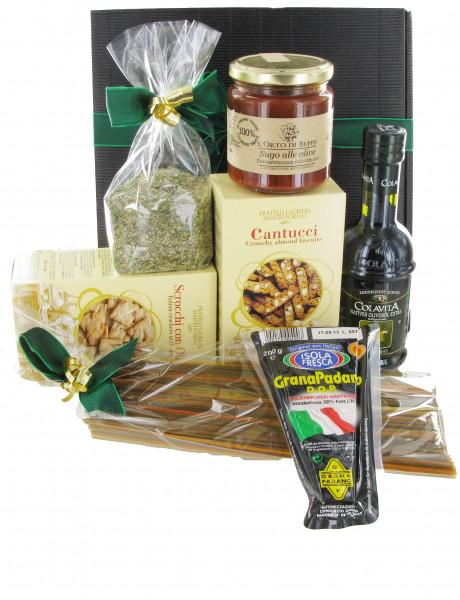 Gourmetpräsent Lust auf Italien - alkoholfrei