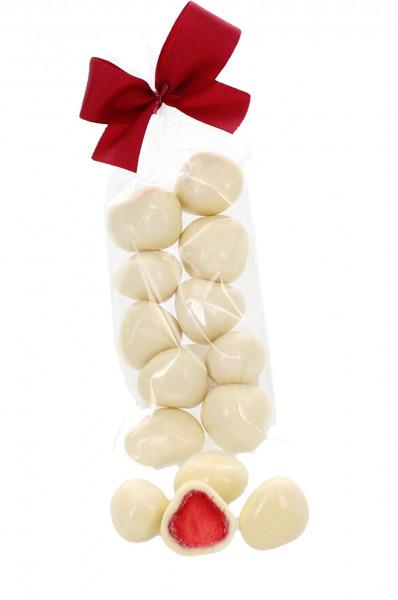 White Delight - Erdbeeren in Schokolade