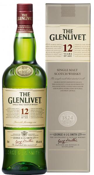 The Glenlivet 12 Jahre