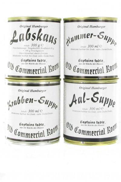 Krabben-Suppe Old Commercial Room 300ml