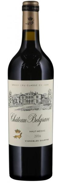 Château Belgrave 2016 Haut-Médoc AOC 5ème Cru Classé