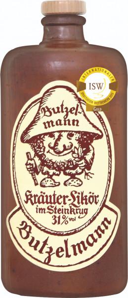 Butzelmann Kräuterlikör im Steinkrug