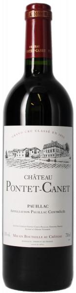 Château Pontet Canet 2003 - Pauillac Grand Cru Classé