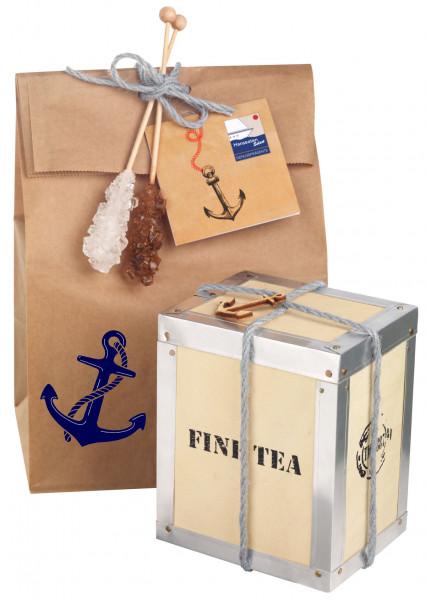 FINE TEA - Teekiste in AHOI-Tüte
