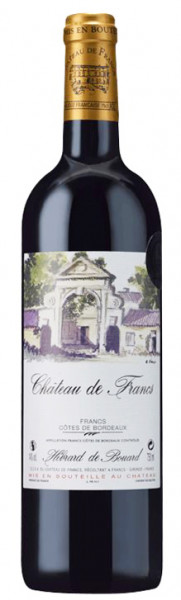 Château de Francs 2018 Côtes de Bordeaux
