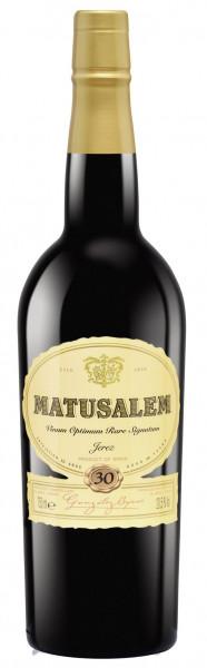 Matusalem Cream Sherry Gonzales Byass