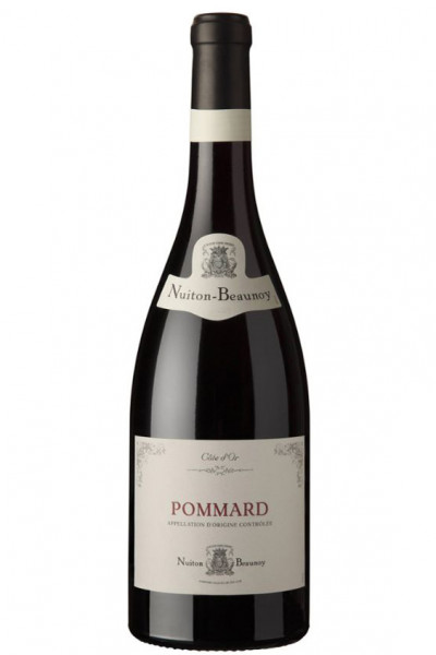 Nuiton-Beaunoy Bourgogne Côte de Beaune POMMARD 2013