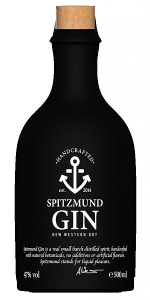 Spitzmund New Western Dry Gin