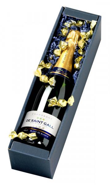 Champagnerpräsent Saint Gall Premier Cru