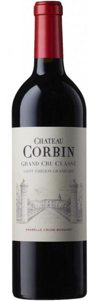 Château Corbin 2015 Saint-Émilion Grand Cru Classé