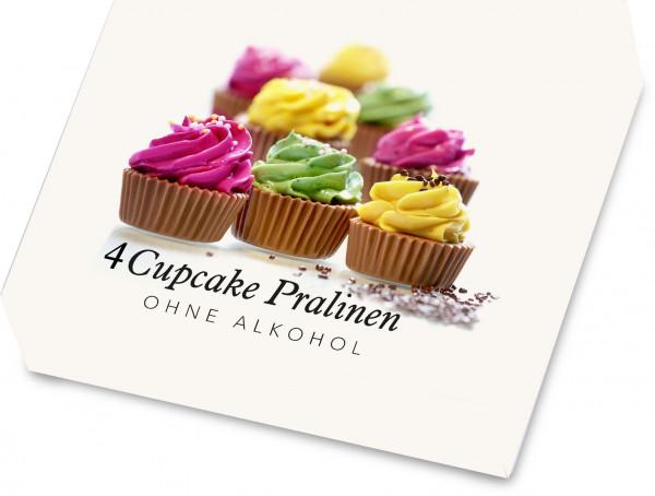 Cup Cake Pralinés - 4er Box