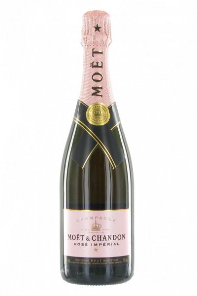 Champagne Moet et Chandon Rosé Imperial