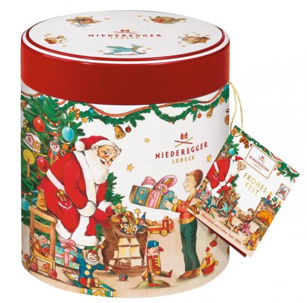 Niederegger Weihnachtsdose 250g