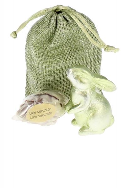 Kleines Ostersäckchen - grün