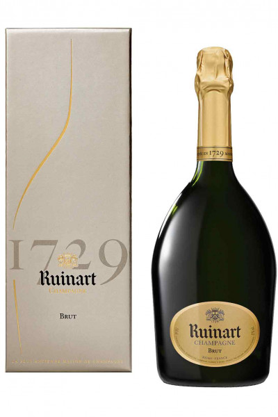 Champagne R de Ruinart Brut 0,375