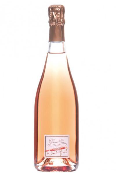 Champagne de Saint Gall Grand Cru Brut Rosé de Saignée