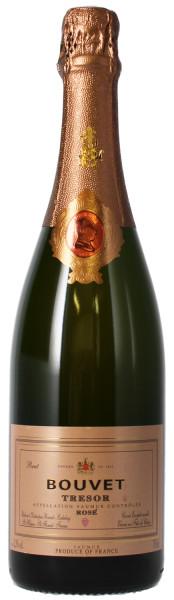 Bouvet Ladubay Trésor Rosé