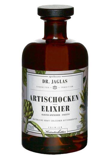 Dr. Jaglas Artischocken-Elixir