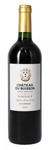 Château Du Buisson 2019 Cuvée Prestige Bordeaux